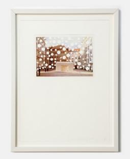 Rachel Whiteread Vienna 2018 Fine Art Inkjet Druck, gerahmt 27 x 25 cm Ed 50 + 10 AP Belvedere